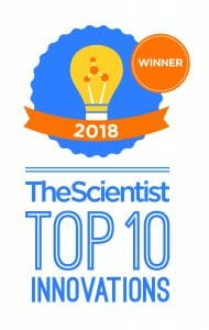 The Scientist Top 10 Innovation Sphere Fluidics Cyto-Mine