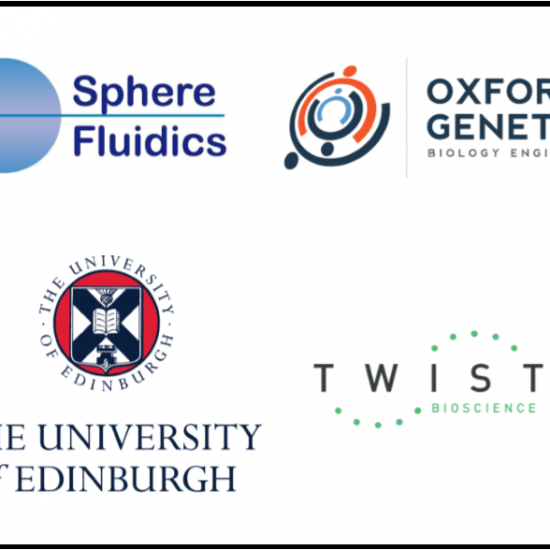 Oxford Genetics and Sphere Fluidics announce a multi-partner collaboration to expedite the development of automated microfluidic systems for rapid and high-throughput gene editing in mammalian cell lines