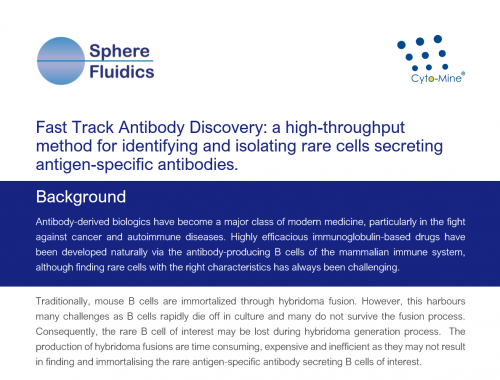 Fast Track Antibody Discovery