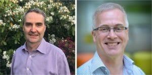 Ian Leigh and Frank Craig